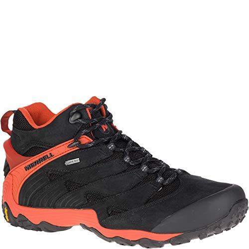 Merrell Mens Chameleon 7 Gore-Tex Waterproof Mid Hiking Walking Boots