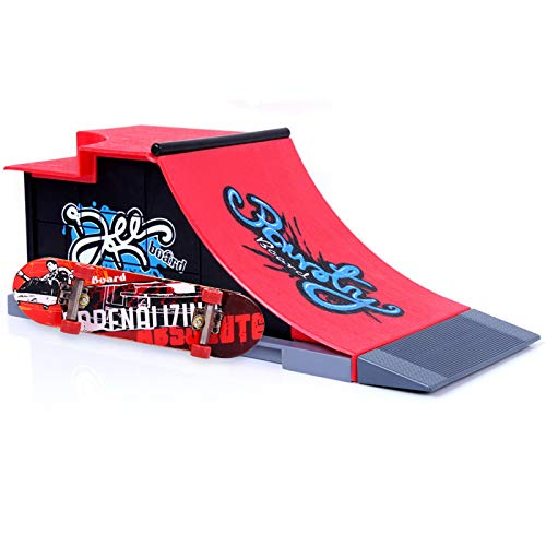 AnvFlik Mini Finger Toy Skateboard - DIY...