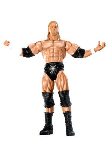 Wwe Catch Figurine Triple H HHH Mattel Serie 1 Neuve