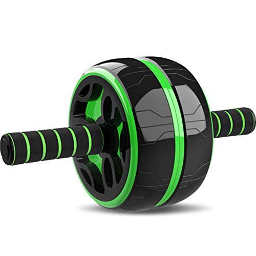 XDXDO Bauchkernkraft Übungs-Rolle-Rad-Bauchmuskeln Rad Bauch dünne Taillen-Roller Anfänger Ausbildung Fitnessgeräte Heim