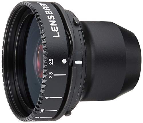 Lensbaby Sweet 35 Objektiveinsatz mit eingebauten Blenden f/2.5 bis f/22