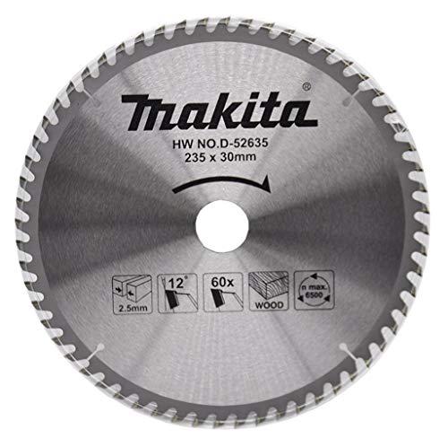 MAKITA D-52635 - Disco hm 235 x 30 x 60 t
