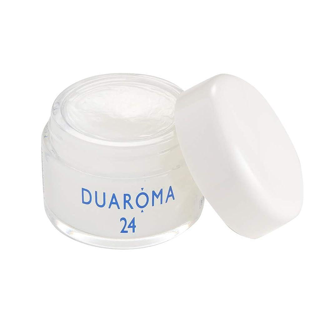 瀬戸際シンプルな雰囲気デュアロマ24 薬用ハーブクリーム 40g (1個)