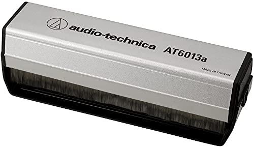 Audio-Technica AT6013a Dual-Action Antistatische Schallplattenbürste