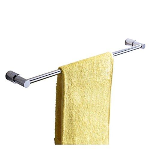 SSHA Toallero Baño De Toalla Individual Estante 50 Cm De Cobre Toallero Toallero Estante De La Pared Toalleros de baño