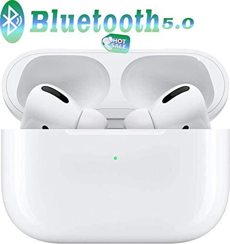 Bluetooth Kopfhörer In-Ear-Ohrhörer Sport-Headset (24-Stunden-Spielzeit) Pop-ups Auto Pairing-Headset Geeignet für Apple/Airpods/Android/iPhone/Samsung/Airpods Pro