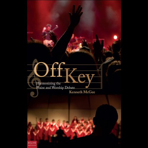 Off Key audiobook cover art