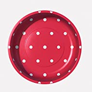 Riley Blake Designs Sew Together by Pleasant Home Magnetic Pin Bowl Polka Dots RED