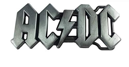 AC/DC ACDC Rock Music Biker Motorrad Metall