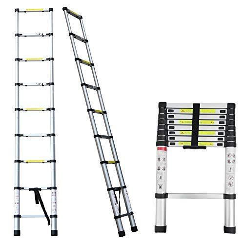 DIY Multi-Purpose Aluminium Telescopic Ladder