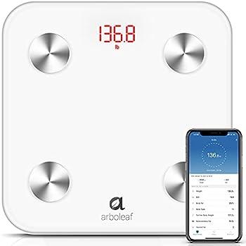 Arboleaf Body Fat Wi-Fi and Bluetooth Smart Digital Scale
