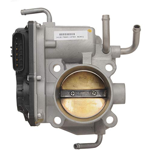 Cardone 67-8001 Remanufactured Fuel Injection Throttle Body, TBI/ETB