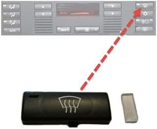 1/x pour s/érie 5/E39/X5/E53/climatique Panneau de ventilation Interrupteur Bouton /à froid