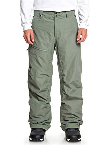 Quiksilver Forever 2L Gore-TEX® - Pantalon de Snow - Homme - L - Vert