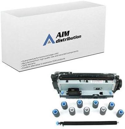 AIM Compatible Replacement for HP Laserjet Enterprise 600 M601/602/603 110V Maintenance Kit (225000 Page Yield) (CF064A) - Generic