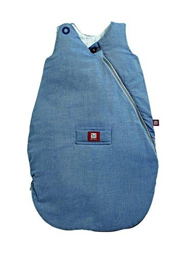 RED CASTLE Chambray Gigoteuse Ouatinée Bleu 0-6 Mois