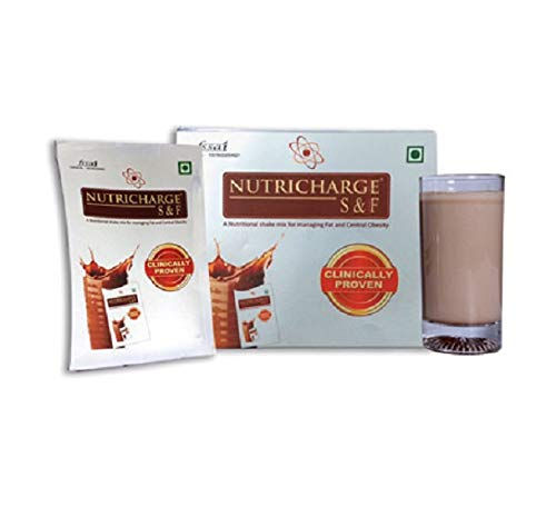 Nutricharge S and F Slim and Fit (40 g x15 Sachets)