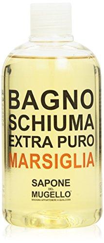 Sapone del Mugello - Bagno Schiuma, Extra Puro, Marsiglia, 500 ml