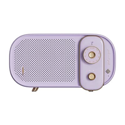 Purple Outdoor Home Wireless Bluetooth Speaker Creative Audio Mini Portable subwoofer Bluetooth Speaker