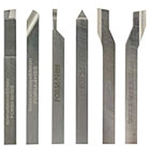 Proxxon 2224524 2224524-Juego 6 Cuchillas hss fd 150/e, Metal