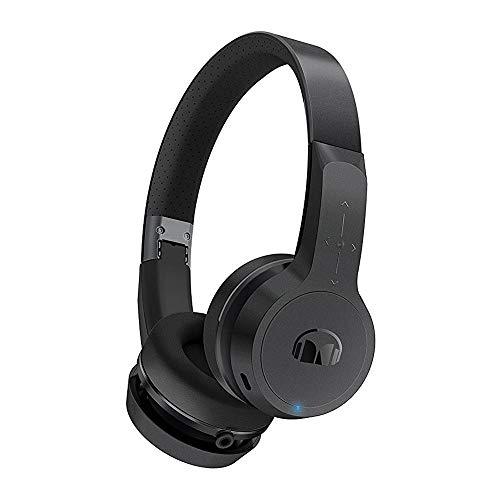 Monster Clarity HD Designer Series - Auriculares inalámbricos con Bluetooth Negro