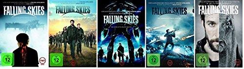 Falling Skies - Staffel/Season 1+2+3+4+5 * DVD Set