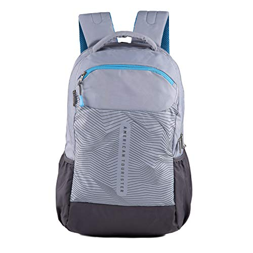 American Tourister AMT JAZZ NXT BP 02 D GREY 35 L Backpack
