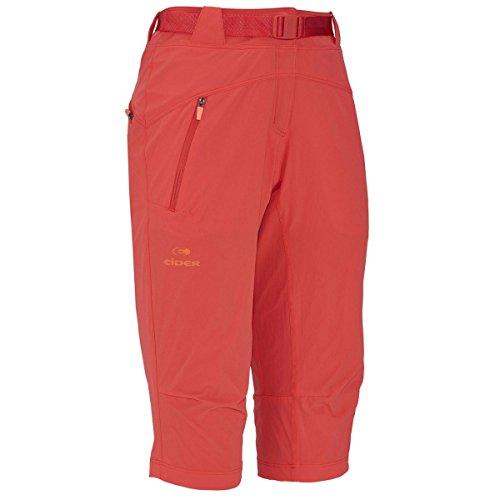 EIDER Flex Mid Pant W - Pantaloni da Donna Flex Mid Pant W, Donna, Pantaloni, EIV4309, Corallo speziato, XS