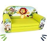 DELSIT DT2-17123 DELSIT - Sofá infantil universal plegable para niños y...