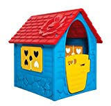 DohanyToys 456 DOHANY Spielhaus, Indoor und Outdoor, Gartenhaus für Kinder ab 2 Jahren