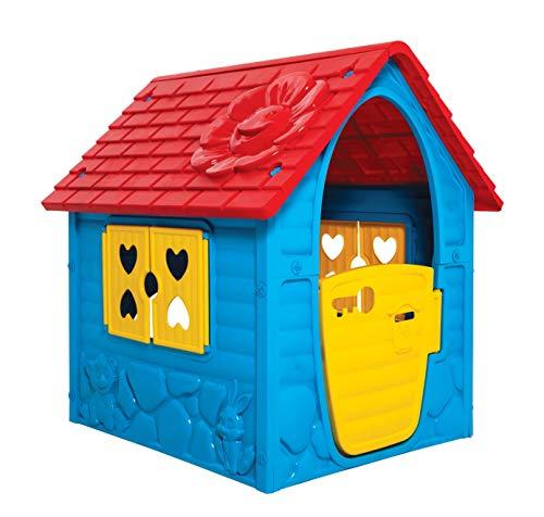 Dohany 456 Spielhaus, Indoor und Outdoor, Gartenhaus für Kinder ab 2 Jahren