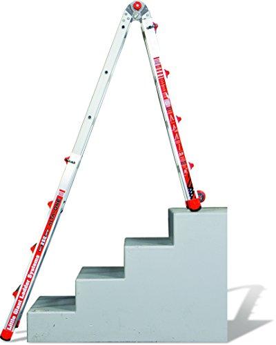 Little Giant 14013-001 Model 17 250 Lbs Capacity Alta-One Ladder, 15 Feet