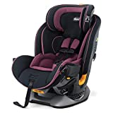 Chicco Fit4 4-in-1 Convertible Car Seat   Easiest All-in-One from Infant to Booster   10 Years of Use - Carina