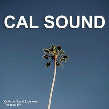 Cal Sound - EP