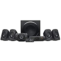 commercial 5.1 Surround Sound Speakers Logitech Z906 – THX, Dolby Digital, DTS Digital Certified –… wireless surround sound systems