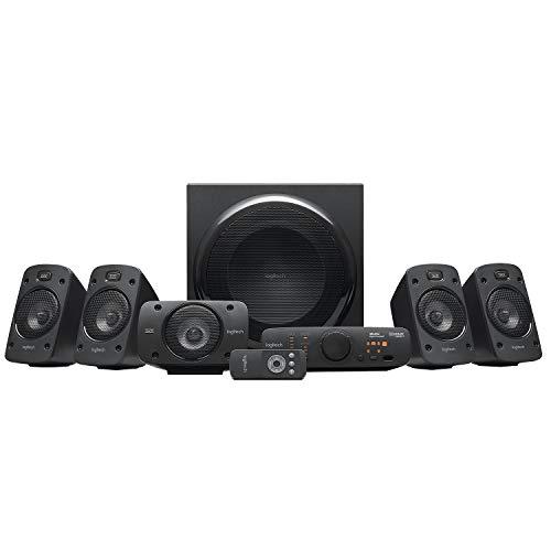 Logitech Z906 Sound System Bild