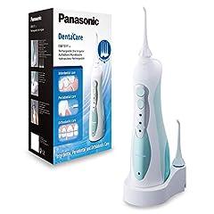 Panasonic mun dusch EW1311 med laddningsstation, 3-stegs vattenstråle intensitet, avtagbar vattentank, trådlös