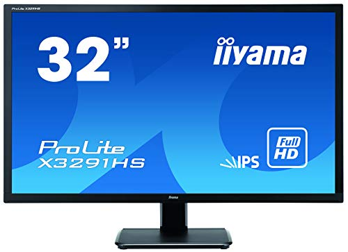 『iiyama モニター ディスプレイ X3291HS-B1 (31.5インチ/フルHD/AH-IPS/HDMI,D-sub,DVI-D/3年保証)』の9枚目の画像