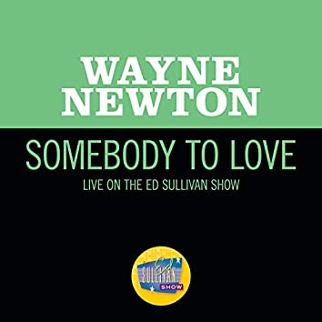 Somebody To Love (Live On The Ed Sullivan Show, June 12, 1966)