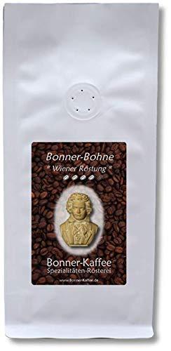 Bonner-Bohne * Wiener Röstung * - röstfrischer Gourmet-Kaffee - 100% Arabica - 1 kg