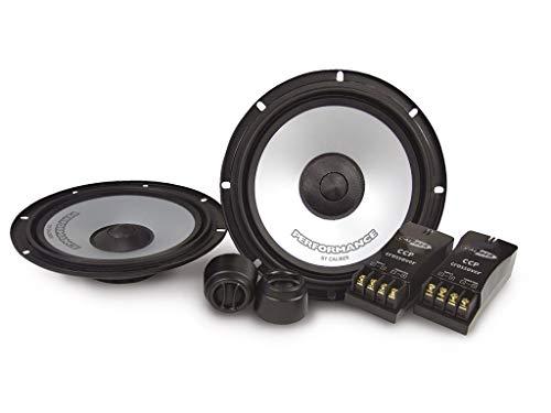 CCP20 - Kit eclate basses moyennes tweeter 18mm- Filtre de separation 2 voies - 20cm- 240W Max - Serie performance - Caliber