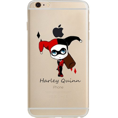 41tnJpubnkL Harley Quinn Phone Cases iPhone 8