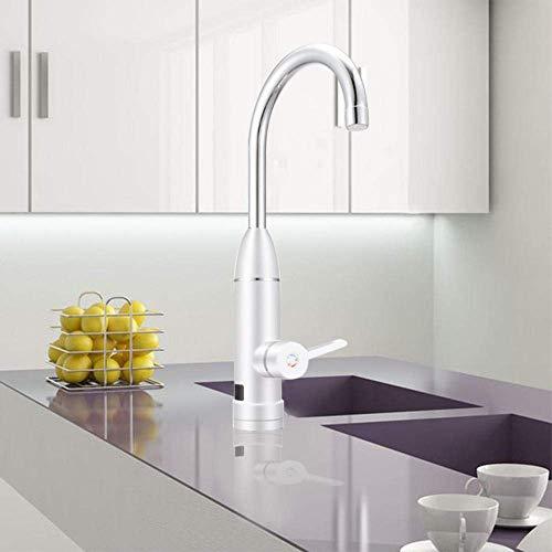 1 3000 W LED-display, instant-kraan, elektrische watertank, koud en warm water, vrije radiator, mengkraan.