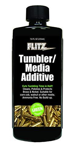 Flitz TA 04885 Green Tumbler Media Additive