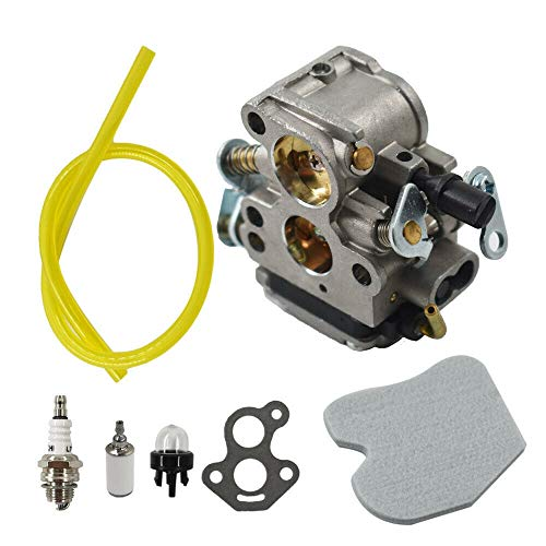 Compatible with Carburetor Carb for Zama C1T-W33C, C1TW33C Jonsered CS2238 CS2234 Chainsaw Motor