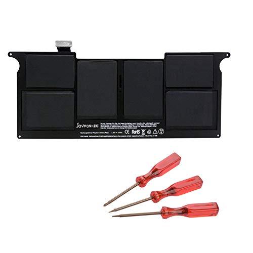 置換MacBook Air 11Inch バッテリー A1406 A1495 (ミッド2012ミッド2013初期の2014年版、2015年初期版) A13...