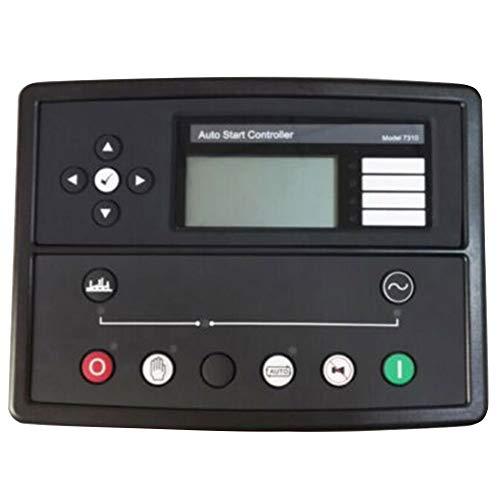 DSE7310 Diesel/Gas Generator Genset Controller Panel Auto Start Control Module,DSE7310 LCD Screen Genset Controller Module