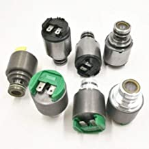 Transmission Solenoids Kit Set (7Pcs) for BMW AUDI Prosch 5HP19 1060298033 01V 321359