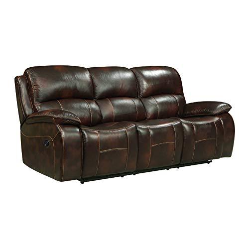 Homelegance Sofa, Brown