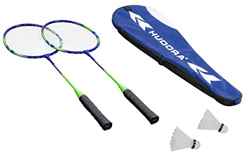 Hudog|#Hudora -  Hudora Badminton-Set